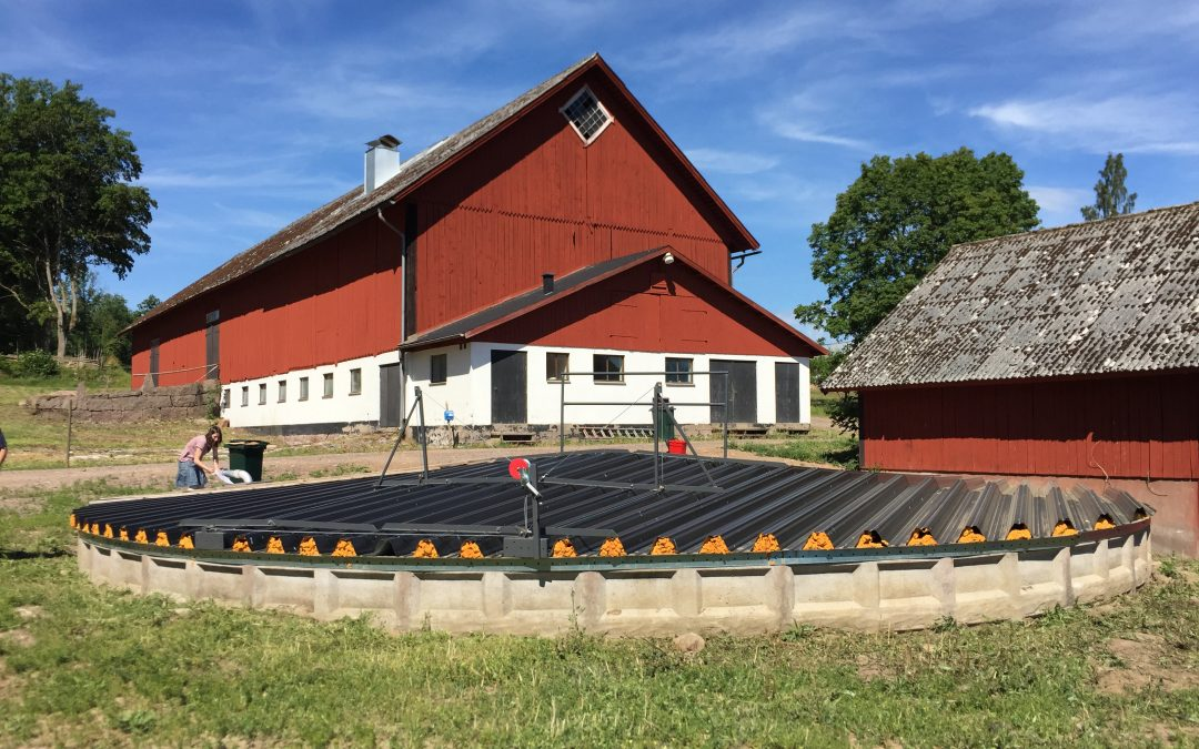 Första kretsloppsanläggningen i länet